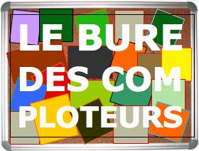 Vignette BURE des COMPLOTEURS